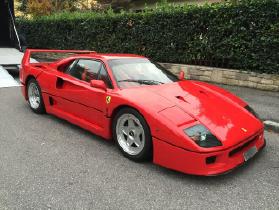 1990 Ferrari F40 :2 car images available