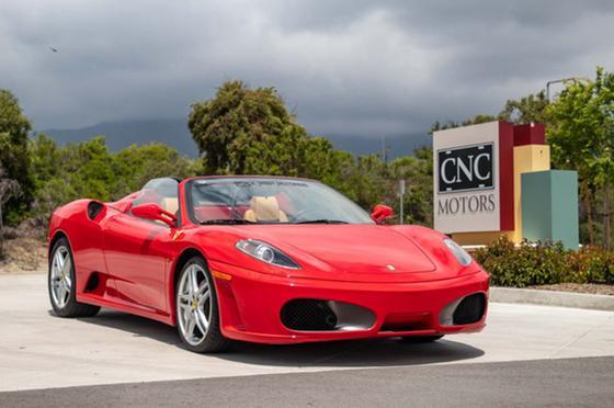 2005 Ferrari F430 :17 car images available