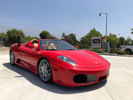 2007 Ferrari F430 :8 car images available