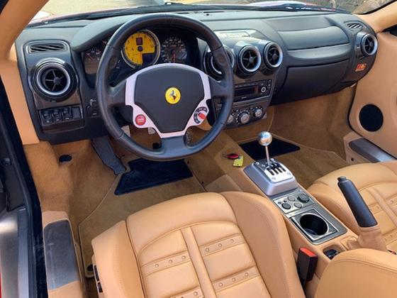 2007 Ferrari F430