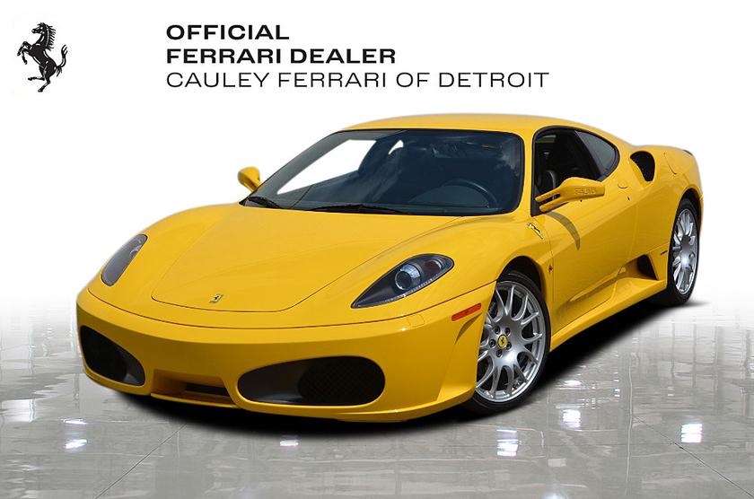 2007 Ferrari F430 :24 car images available