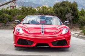 2009 Ferrari F430 16M
