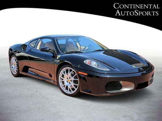2006 Ferrari F430 Berlinetta:24 car images available