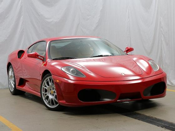 2007 Ferrari F430 Berlinetta:24 car images available