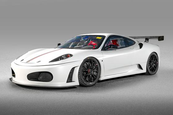 2007 Ferrari F430 Challenge:12 car images available