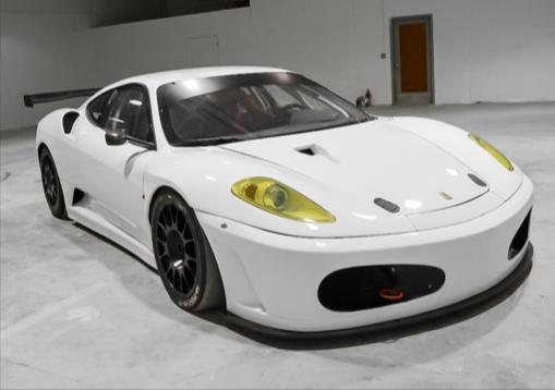 2008 Ferrari F430 Challenge:10 car images available
