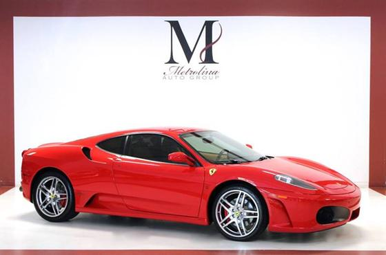 2007 Ferrari F430 Coupe:24 car images available
