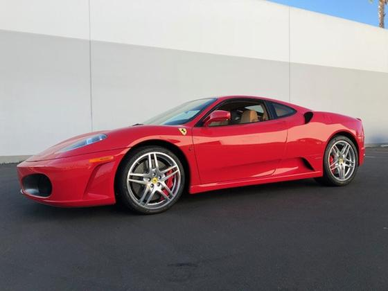 2008 Ferrari F430 Coupe:17 car images available