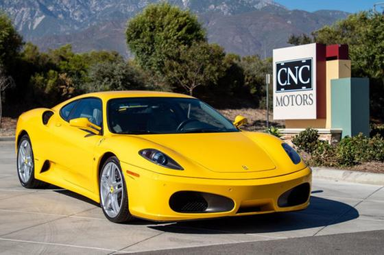 2008 Ferrari F430 Coupe:24 car images available
