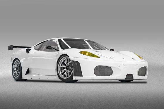 2006 Ferrari F430 GTC EVO:24 car images available