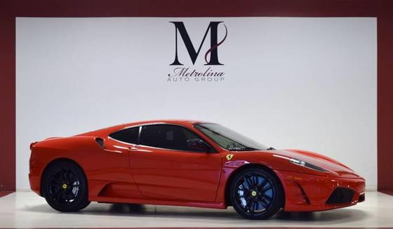2008 Ferrari F430 Scuderia:21 car images available
