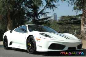 2008 Ferrari F430 Scuderia:10 car images available