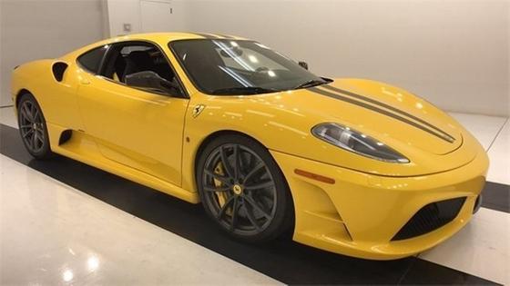 2008 Ferrari F430 Scuderia:15 car images available