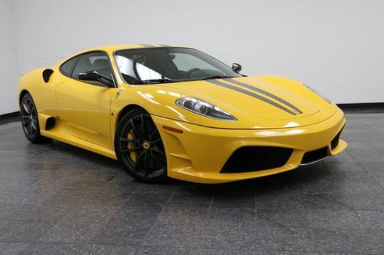 2008 Ferrari F430 Scuderia:24 car images available