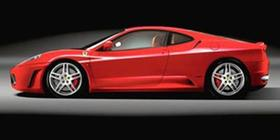 2008 Ferrari F430 Scuderia : Car has generic photo