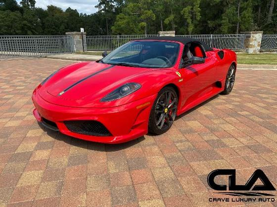 2009 Ferrari F430 Scuderia:24 car images available