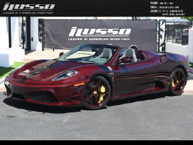 2009 Ferrari F430 Scuderia:6 car images available