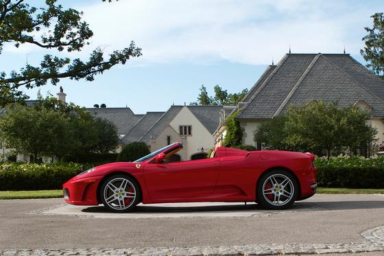 2007 Ferrari F430 Spider:13 car images available