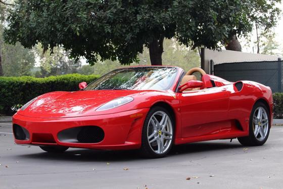 2007 Ferrari F430 Spider:24 car images available