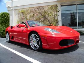 2008 Ferrari F430 Spider:12 car images available