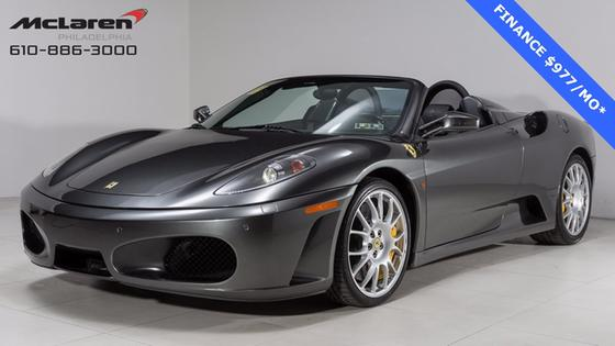 2007 Ferrari F430 Spider:22 car images available