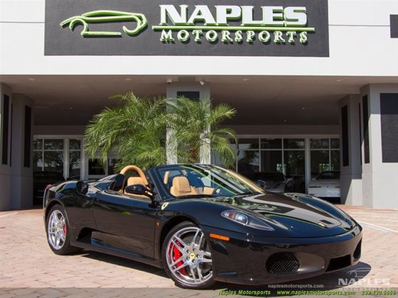 2007 Ferrari F430 Spider:24 car images available