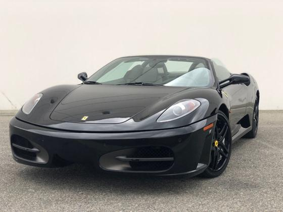 2008 Ferrari F430 Spider:19 car images available