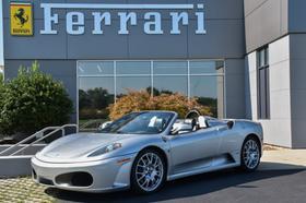 2005 Ferrari F430 Spider:24 car images available