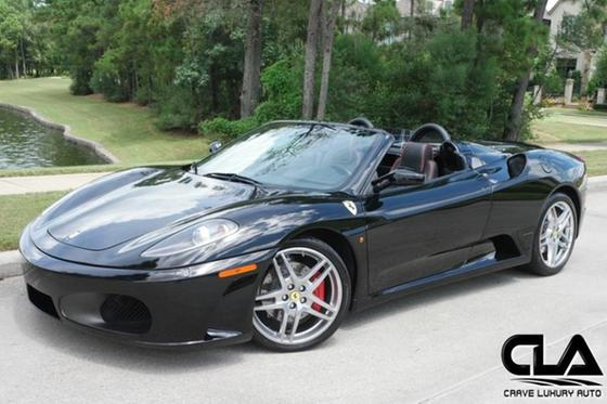 2006 Ferrari F430 Spider:24 car images available