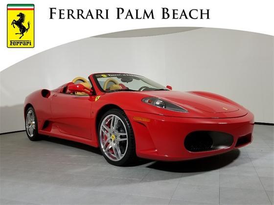 2009 Ferrari F430 Spider:20 car images available
