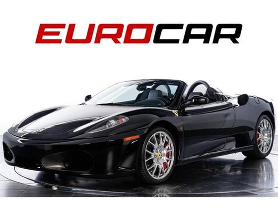 2009 Ferrari F430 Spider:24 car images available