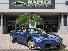 2009 Ferrari F430 Spider:24 car images available