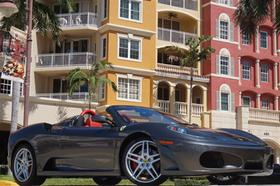 2005 Ferrari F430 Spider:24 car images available