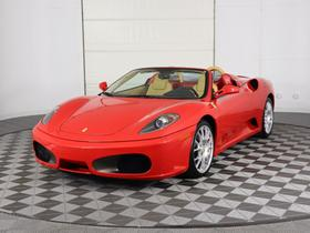 2008 Ferrari F430 Spider:24 car images available