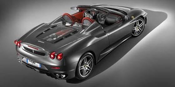 2006 Ferrari F430 Spider : Car has generic photo