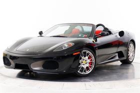 2008 Ferrari F430 Spider:24 car images available