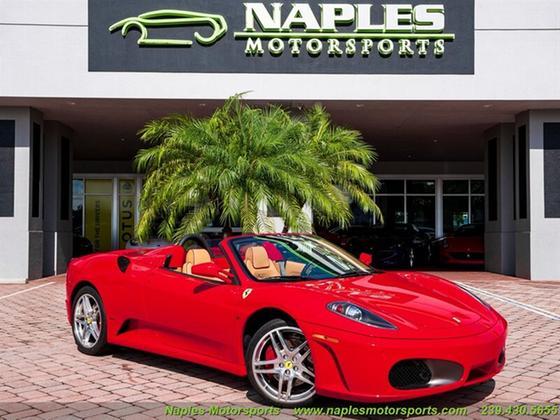 2006 Ferrari F430 Spider:24 car images available