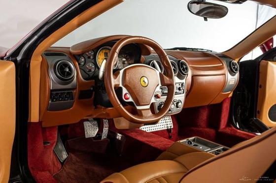 2006 Ferrari F430 Spider