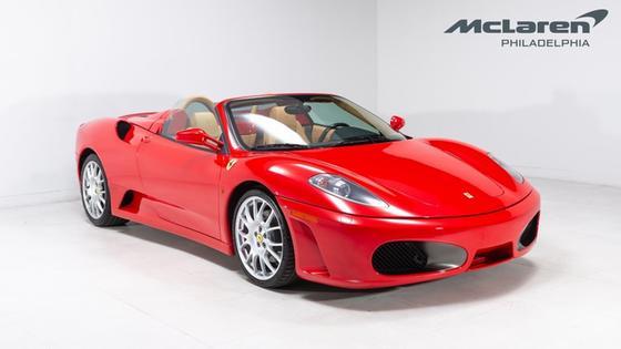 2006 Ferrari F430 Spider:19 car images available