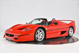 1995 Ferrari F50 :24 car images available