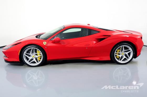 2021 Ferrari F8 Tributo