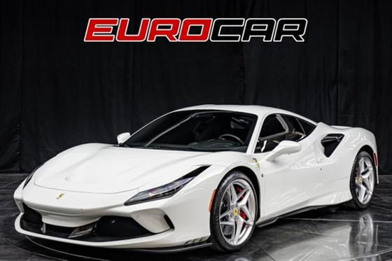 2020 Ferrari F8 Tributo :24 car images available