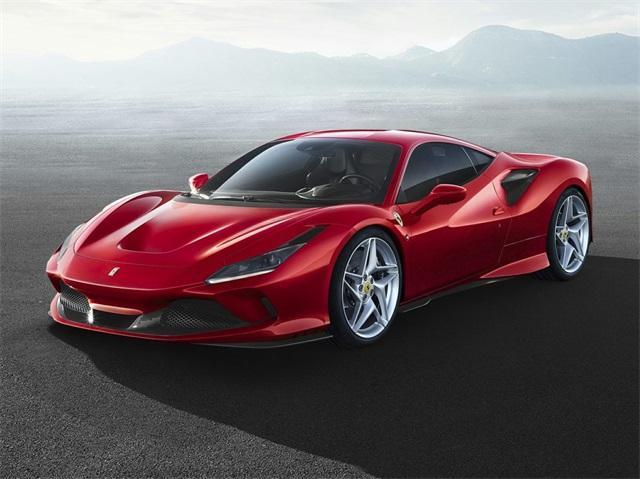 2020 Ferrari F8 Tributo  : Car has generic photo