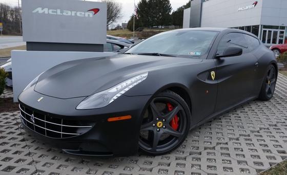 2012 Ferrari FF :10 car images available