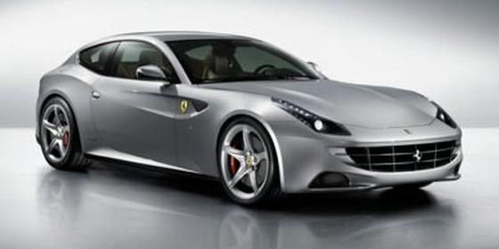 2015 Ferrari FF  : Car has generic photo