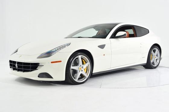 2016 Ferrari FF :24 car images available