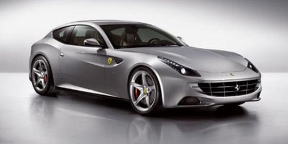 2012 Ferrari FF  : Car has generic photo