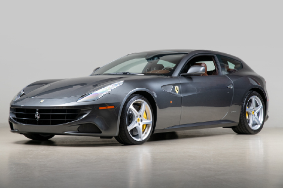 2012 Ferrari FF :12 car images available