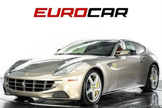 2012 Ferrari FF Neiman Marcus:24 car images available