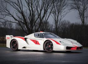 2005 Ferrari FXX :6 car images available